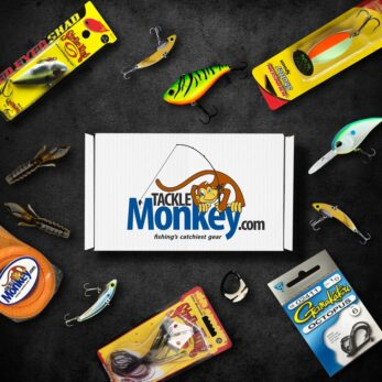 Mystery Bass Tackle Box Subscription | Tackle Monkey Box