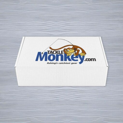 Tackle Monkey Bass Fishing Subscription Tackle Box