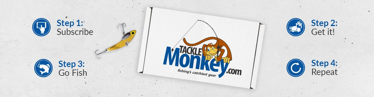 Tackle Monkey How it works