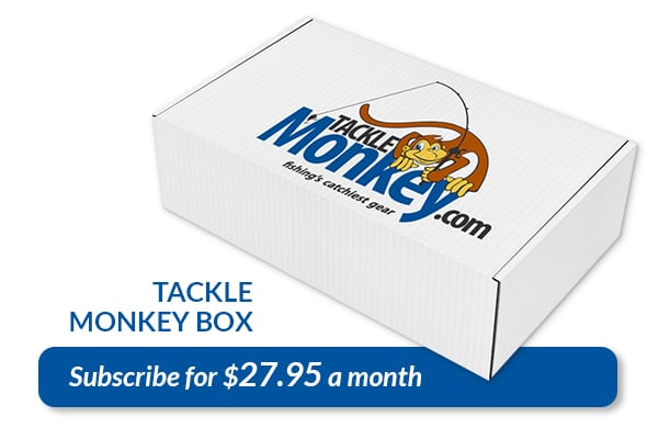 Tackle Monkey Subscription box