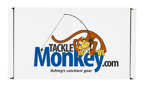 Tackle Monkey Box with products