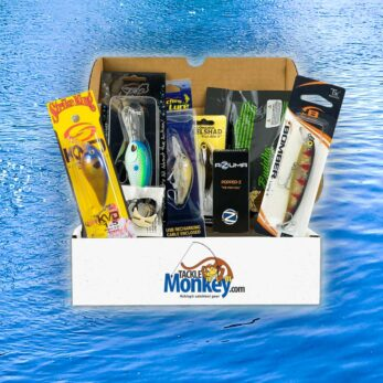 Mystery Bass Tackle Box Subscription | Mystery Tackle Box Subscription - Tackle Monkey Box