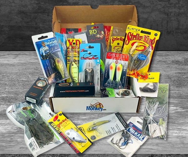 What Kind of Baits Can You Expect To Find in Your Mystery Box Each Month