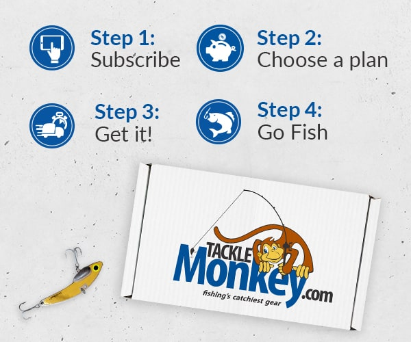 How Does Our Monthly Tackle Box Subscription Work - Monthly Tackle Box