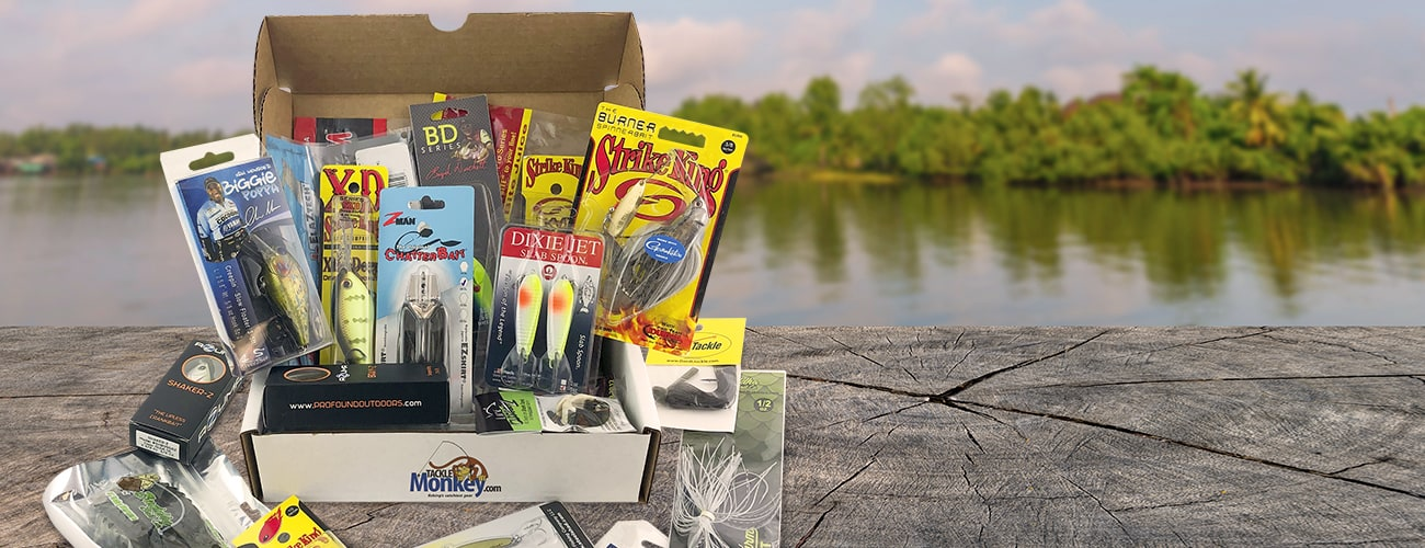 Monthly Tackle Box - What Is Monthly Tackle Box, Best Fishing Monthly Tackle Box