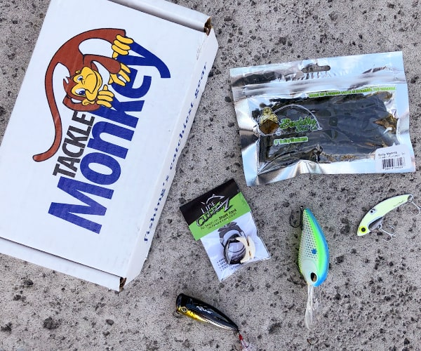 What Is a Monthly Tackle Box Subscription - Monthly Tackle Box